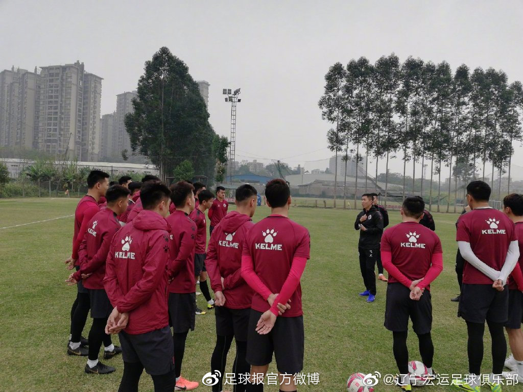 足球报:辽宁宏运目前依旧欠薪未补,准入情况不乐观