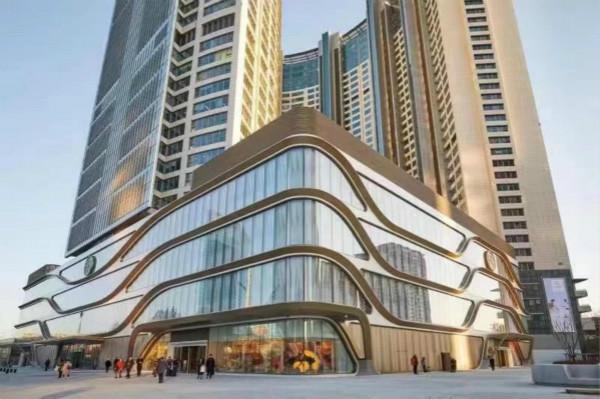 新开业的SKP-S 会成为北京CBD新的打卡地吗?