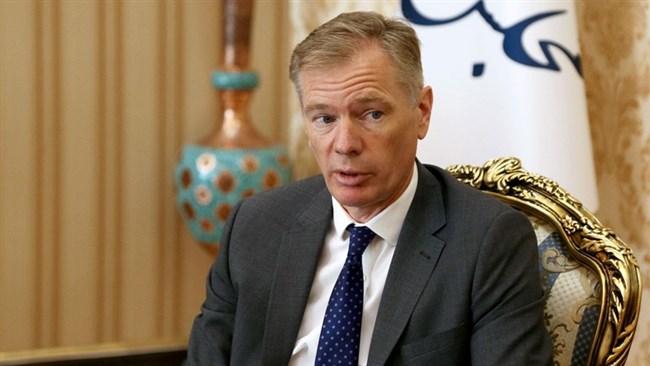 英国驻伊朗大使 图自德黑兰时报
