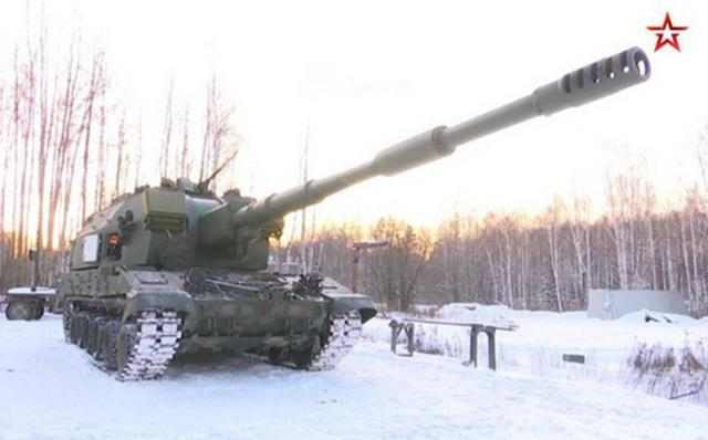 没白等,耗时5年俄军终于装备曾经的双管超级火炮,性能绝对一流