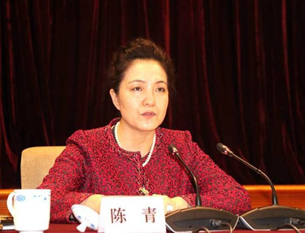 甘肃省委常委宣传部长陈青当选省政协副主席图片