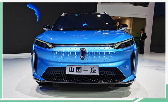 北京车展上市 一汽奔腾C105量产版谍照曝光