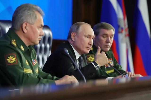 真的是傲娇吗?普京宣称只有俄罗斯拥有高超音速武器