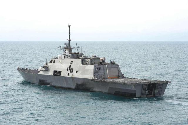 伊朗驱逐舰不足1500吨,反舰导弹还是山寨货,不如直接买054