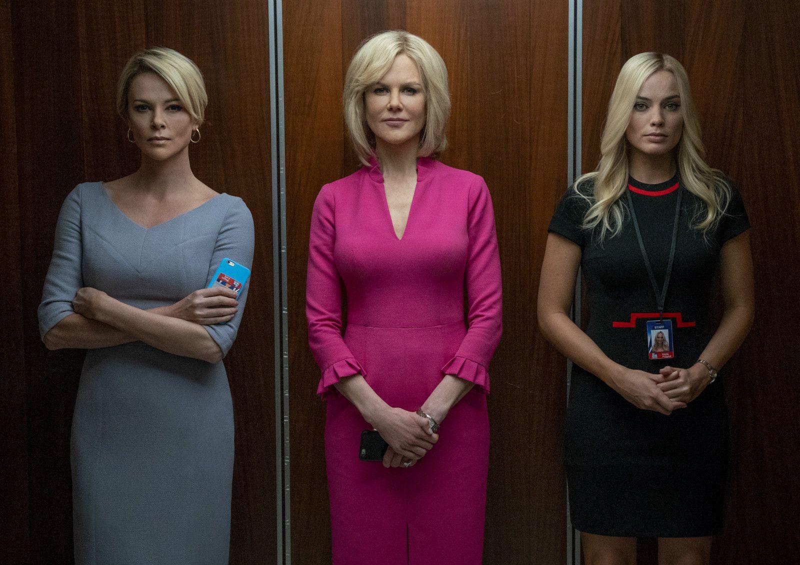 《爆炸新闻》获3奖成美国化妆师与发型师工会奖大赢家图片