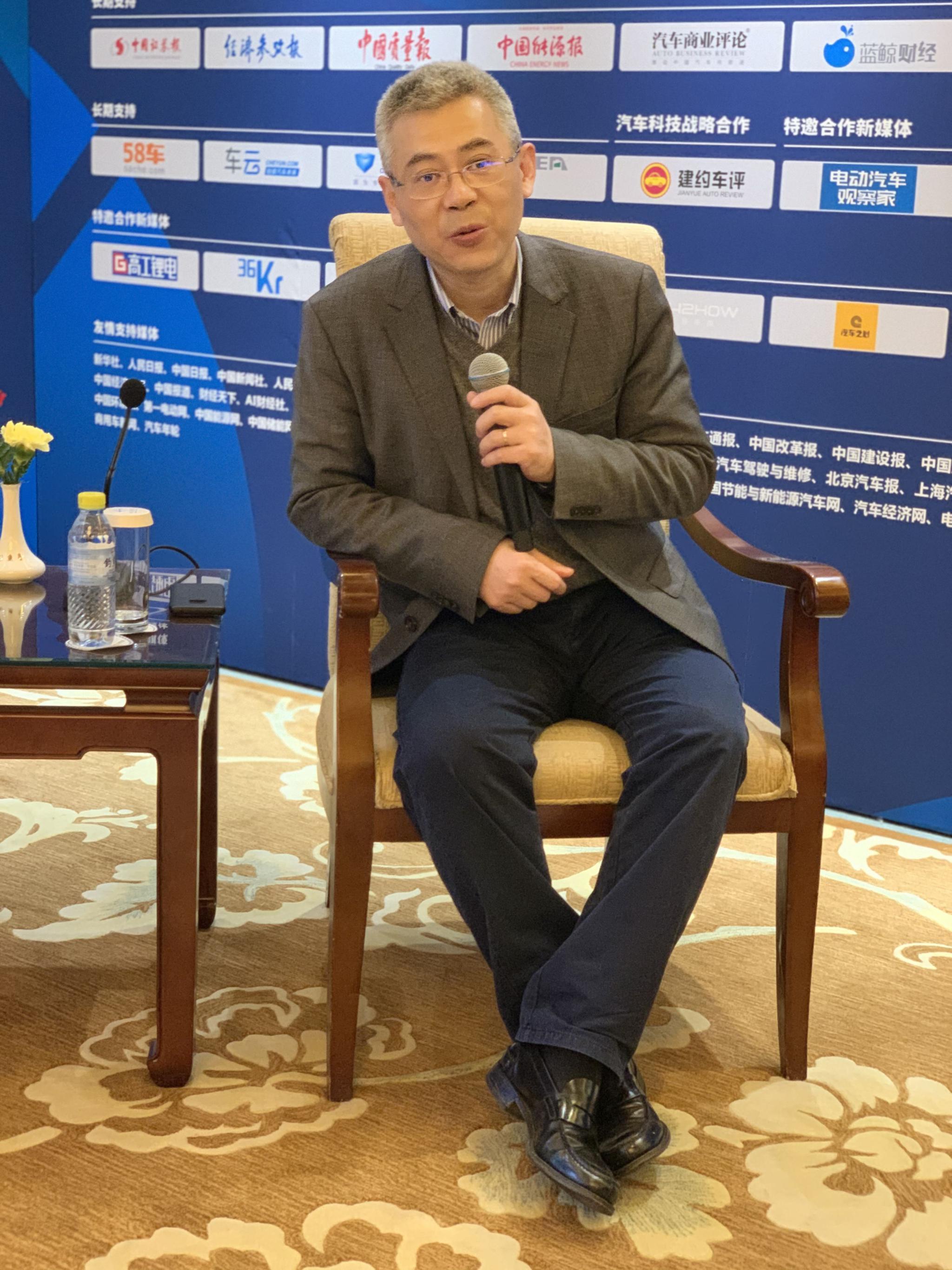 上汽集团朱军:国外市场仍值得开拓图片