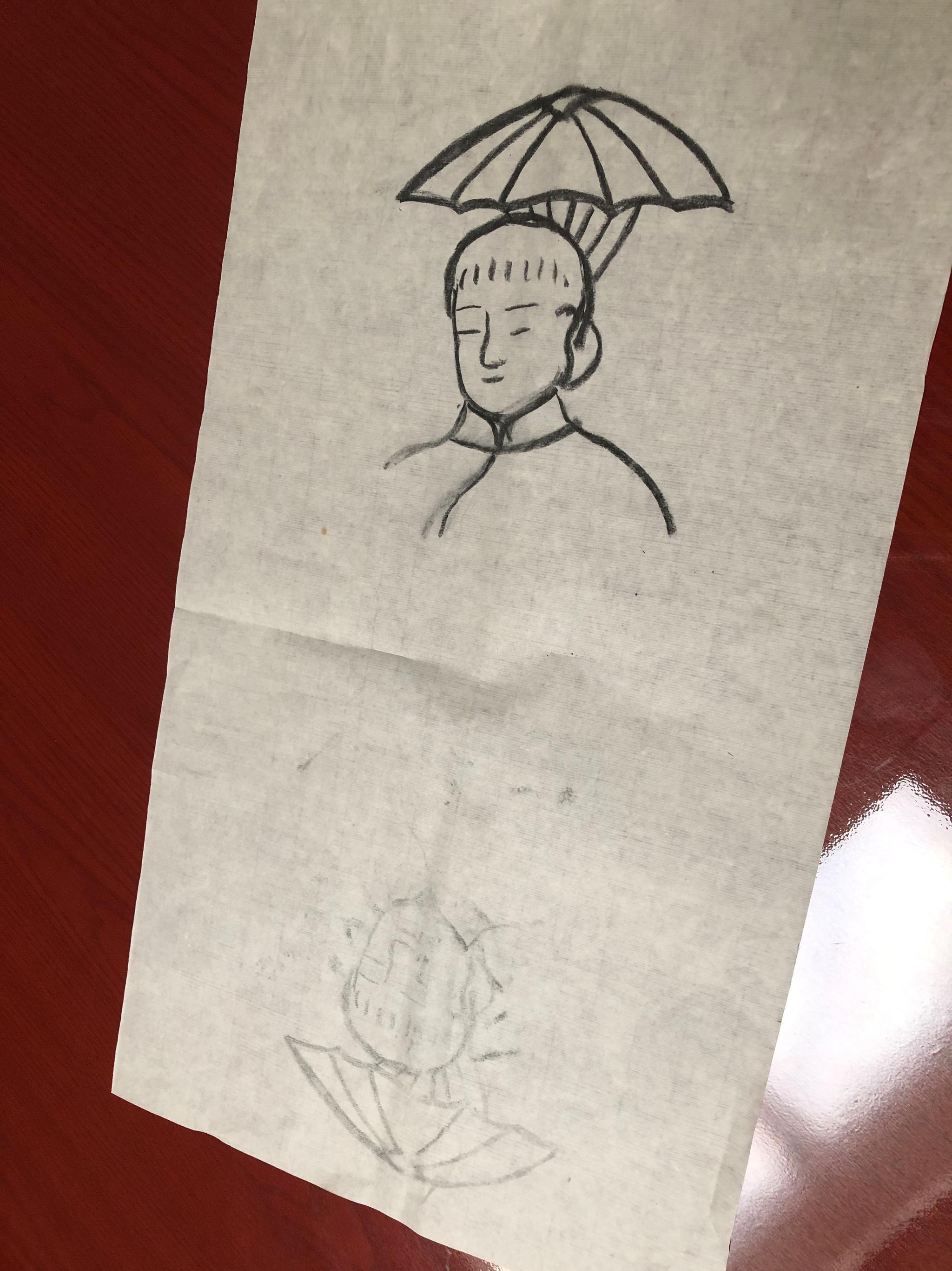 """""""灰扑扑""""的扑灰年画 是山东高密棉花屯村最浓的年味儿图片"""