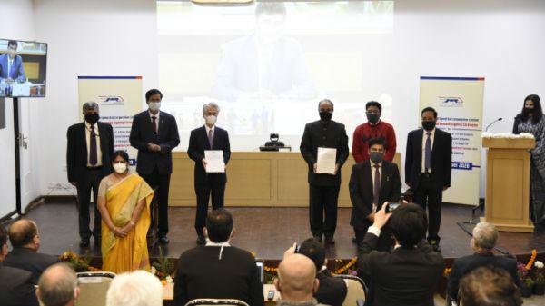 工期4年:印度国家高铁与日本新干线终于签建造合同