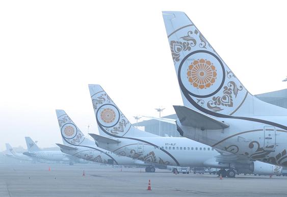 缅甸分别延长国际和国内航空限制令