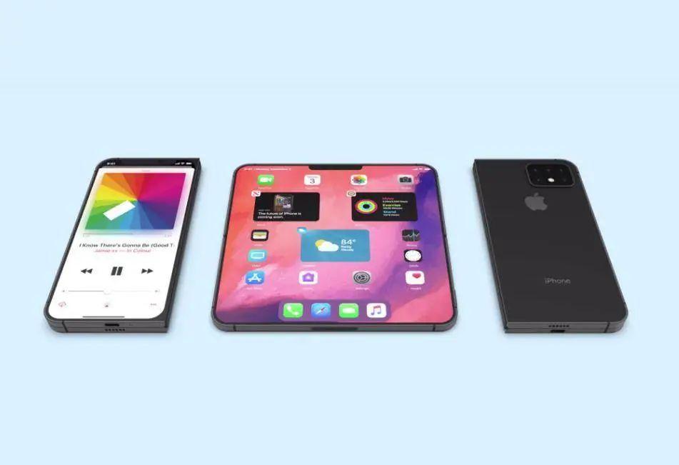 折叠屏iPhone要来了?传已送至富士康进行测试