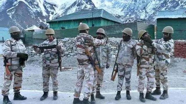 印媒开始哀叹:中国军队条件比我们好得多图片