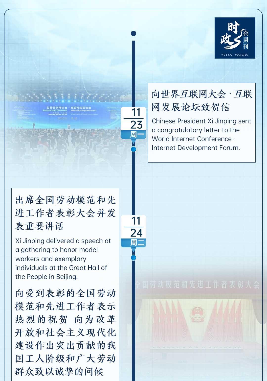 习近平的一周(11月23日—11月29日)图片