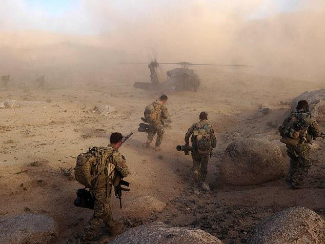 澳士兵被曝残杀阿富汗平民后 数十名高官或被开除