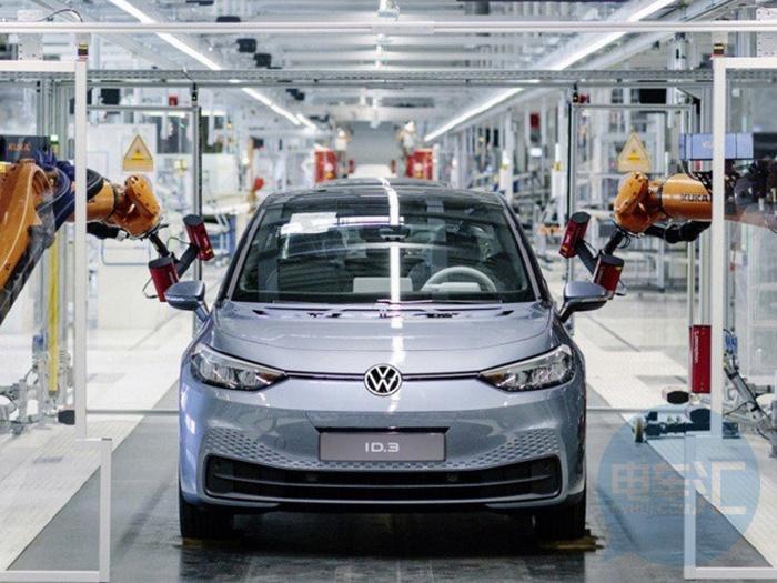 大众或将计划生产ID.1和ID.2纯电动车 搭载磷酸铁锂电池