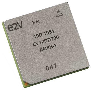 Teledyne e2v首创的世界上首个输出带宽为26 GHz的直接微波合成DAC现已正式开始采样工作