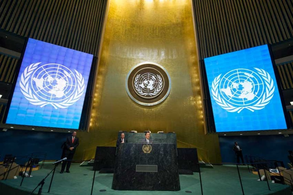 图自联合国