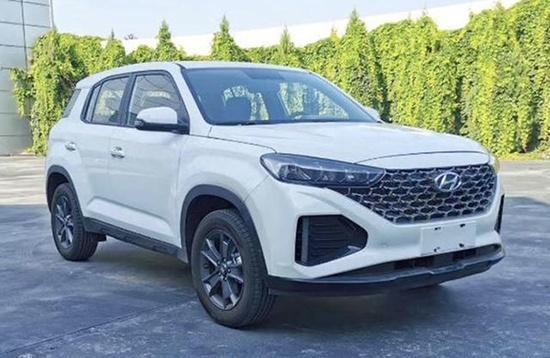 新款现代ix35内饰曝光 将于广州车展上市