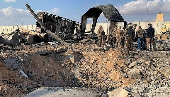 美军士兵回忆伊朗导弹袭击:我等着地面战可他们没来
