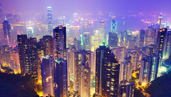 香港写字楼租金遇十年最大跌幅,