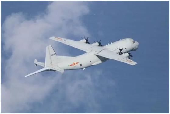 本月已连续4天 绿媒称解放军军机中午现身台西南空域图片
