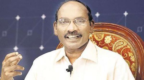 ISRO主席K·西万 图片来源:《印度斯坦时报》网站