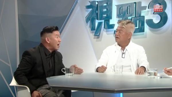 """杜汶泽求蔡英文""""救香港手足"""",遭台湾网民嘲讽"""