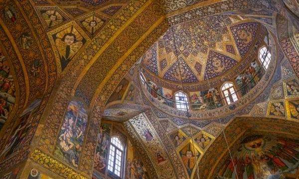 范克大教堂的穹顶