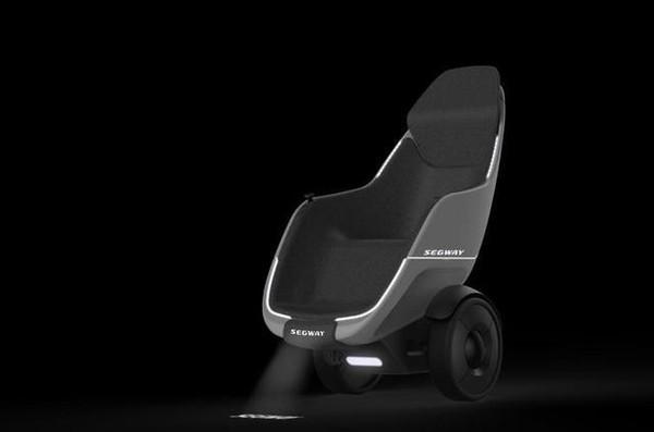 记者试驾Segway平衡轮椅撞墙 官方回应会加装安全带