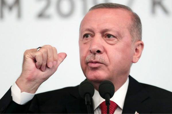 土耳其总统埃尔多安(图源:阿拉伯新闻网)