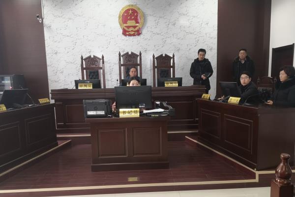 河南省西华县法院开展聘任制书记员岗前培训及业务技能考试