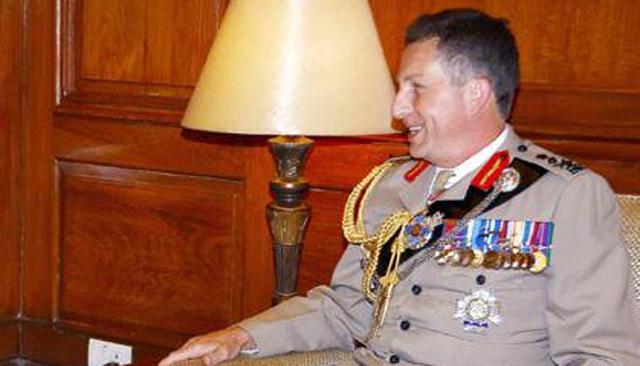 英军最高指挥官,科索沃战争走出来上将,多次赴军校深造增长知识