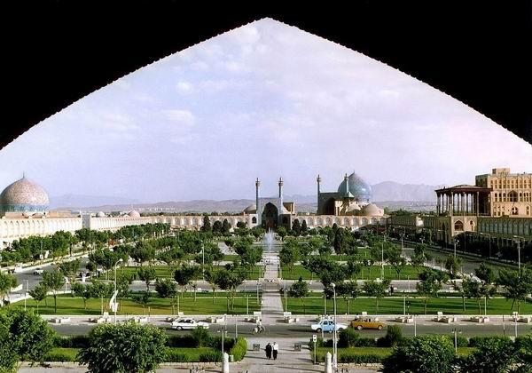 伊斯法罕的伊玛目广场