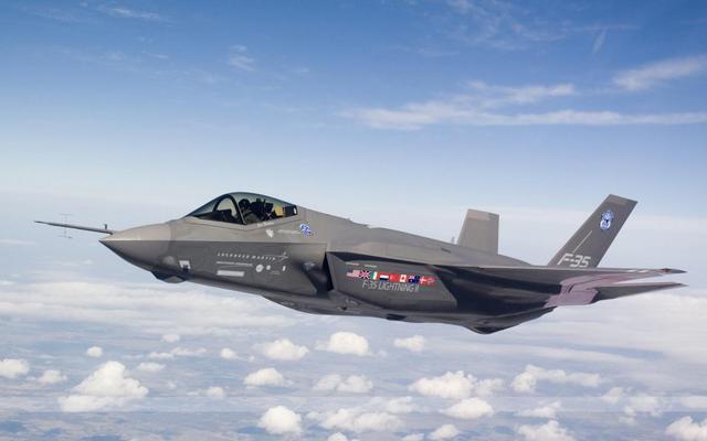 美国向以色列出售F-22 正中俄罗斯下怀