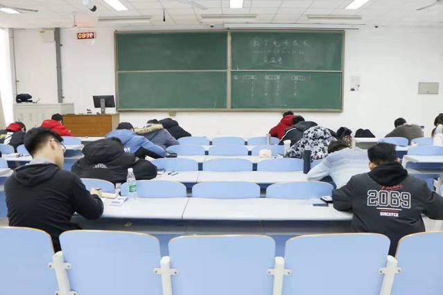 中国石油大学(华东)免监考考试培育学生诚信品质