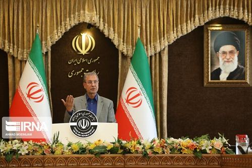 伊朗政府发言人阿里·拉比伊(来源:IRNA)