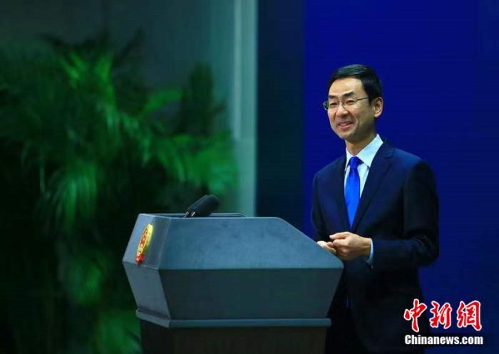 中方:委内瑞拉外长访华有利于推动委问题尽快找到政治解决方案