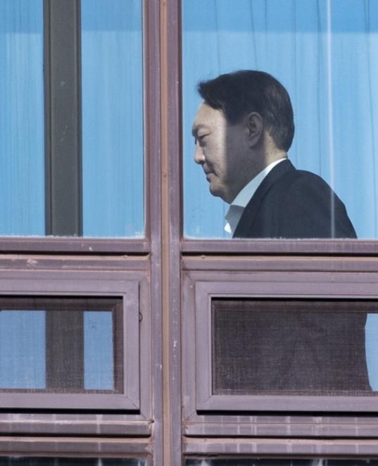 检察总长尹锡悦(韩联社)