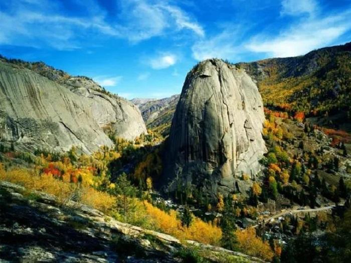 镜头  神秘迷人的世界地质公园图片