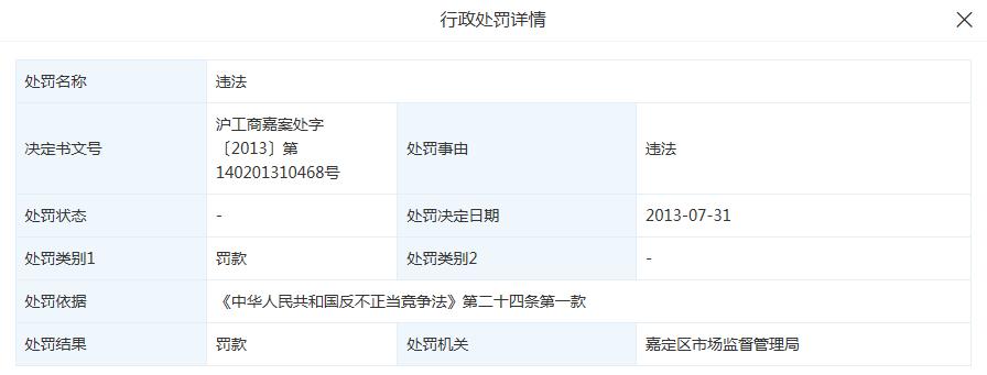 """上海九峰生物销售""""北虫草""""外包装宣传用语违反《广告法》被监管局点名"""