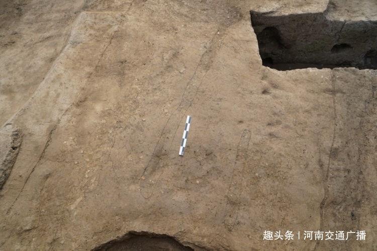 淮阳发现中国最早的车辙 将我国用车历史提前至少500年