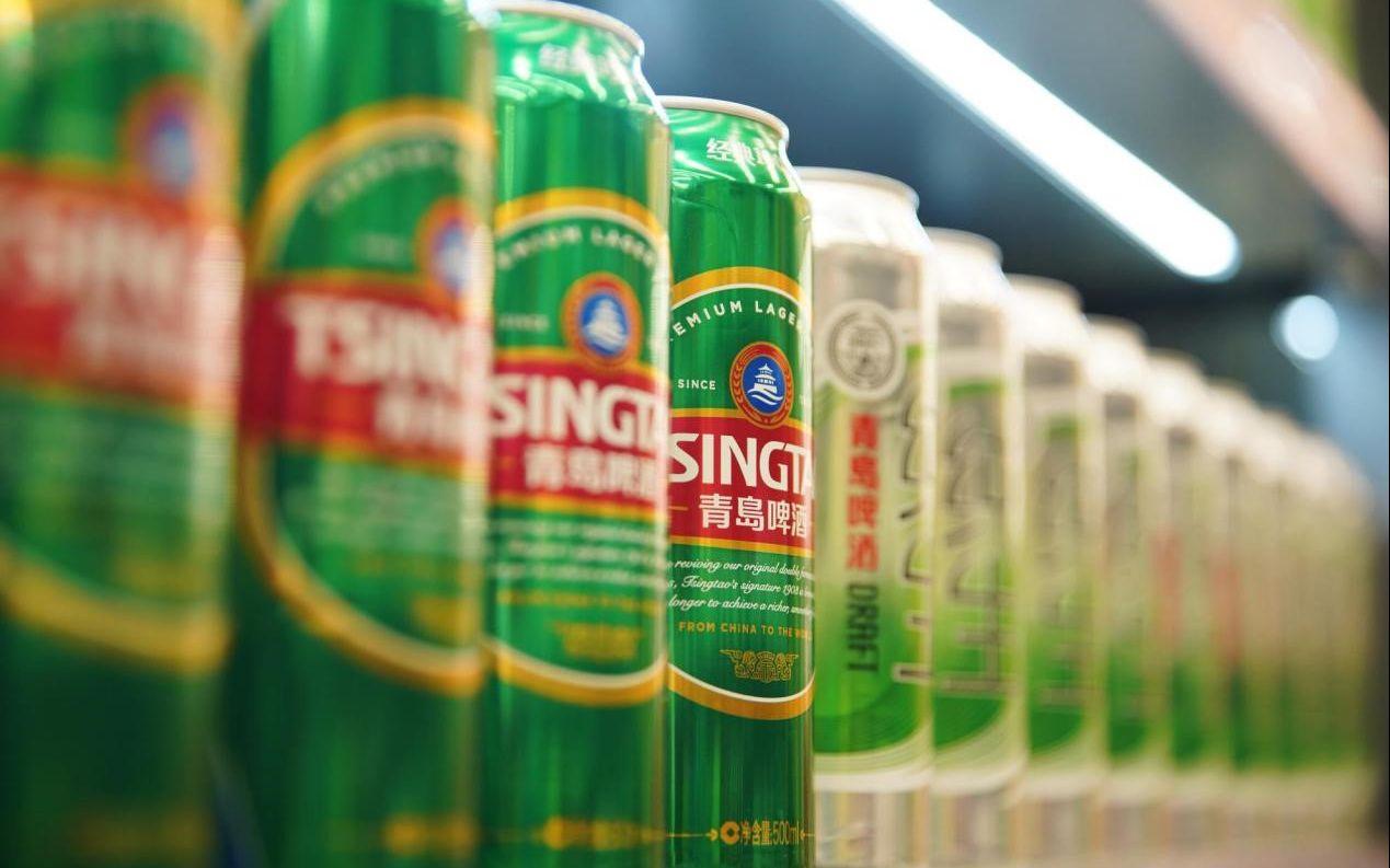青岛啤酒获评新京报年度标杆品牌力企业图片