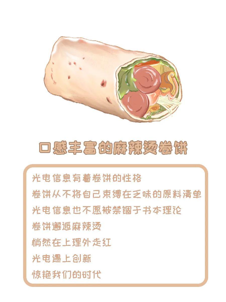 麻辣烫卷饼、烤肉、千层蛋糕......嘶溜~(内附福利!)图片