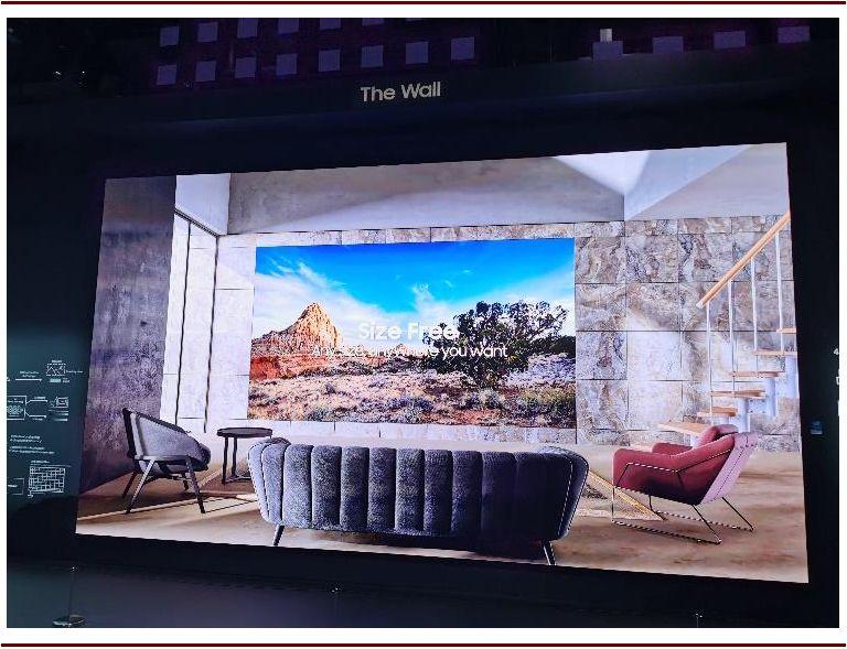中金:2020年美国消费电子展纪要之显示篇