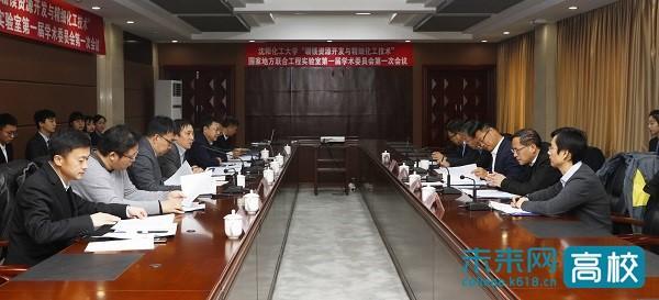 """沈阳化工大学""""硼镁资源开发与精细化工技术""""国家地方联合工程实验室召开学术会议"""