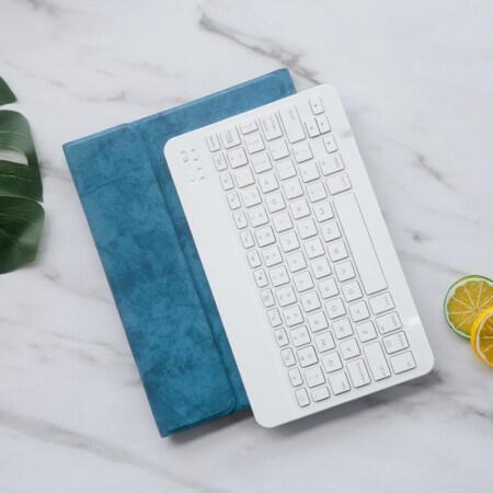 超高性价比 适用于ipad键盘带笔槽 2019air2/3苹果仅售248.00元