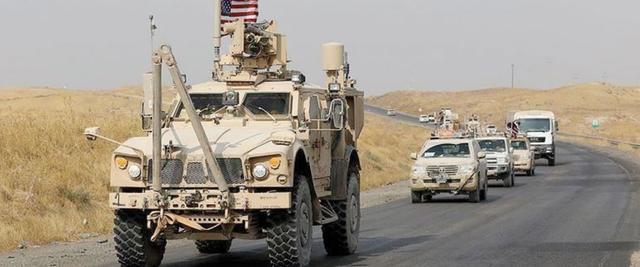 刷新下限!美军不仅抢石油,还明目张胆偷挖叙利亚文物