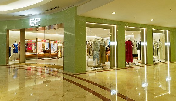 EP雅莹马来西亚吉隆坡店 图片来源:雅莹官网