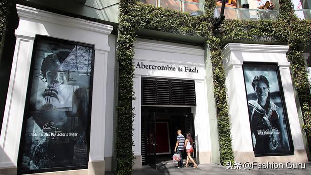 缩减门店数量及规模成为Abercrombie & Fitch 2020年首要任务