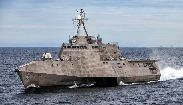 盲目自信!美海军濒海战斗舰超支3倍,专家:20年才意识