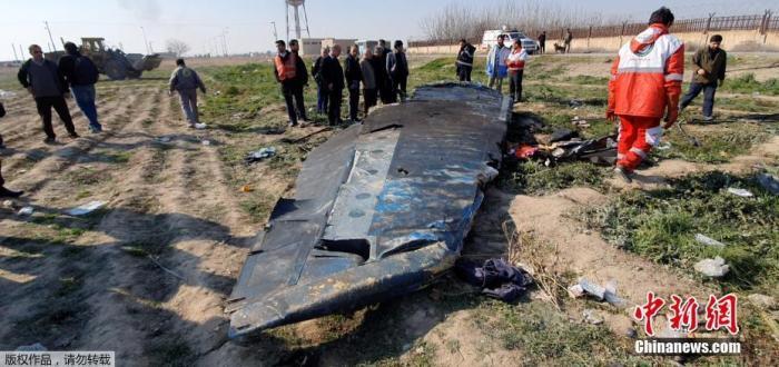 乌克兰国际航空公司一架波音737-800客机8日从德黑兰霍梅尼国际机场起飞前往乌首都基辅,但起飞后不久坠毁,机上167名乘客和9名机组人员无一生还。